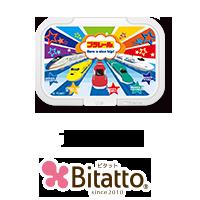 Bitatto キャラクターシリーズ プラレール
