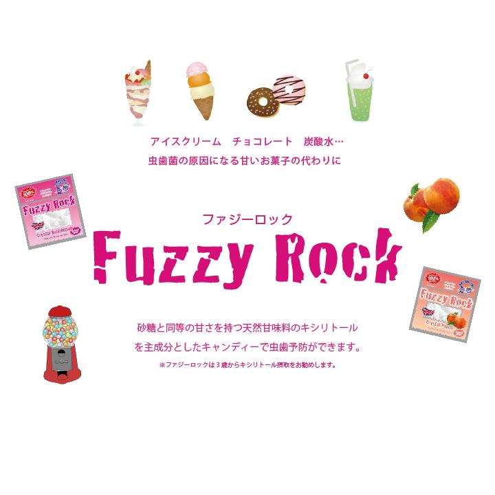 Fuzzy Rockのイメージ